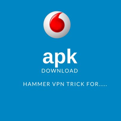 Best Hammer VPN Trick for Vodafone Users 4