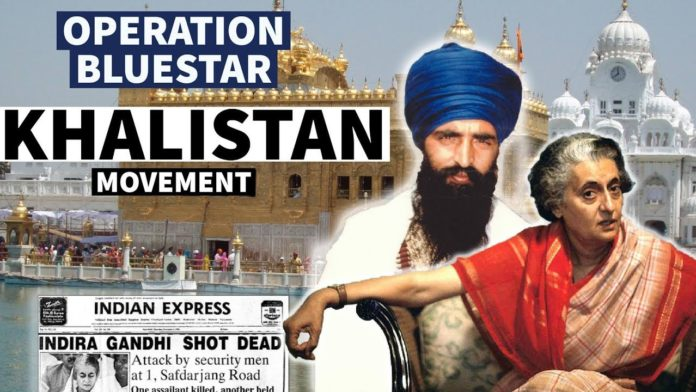 Khalistan movement