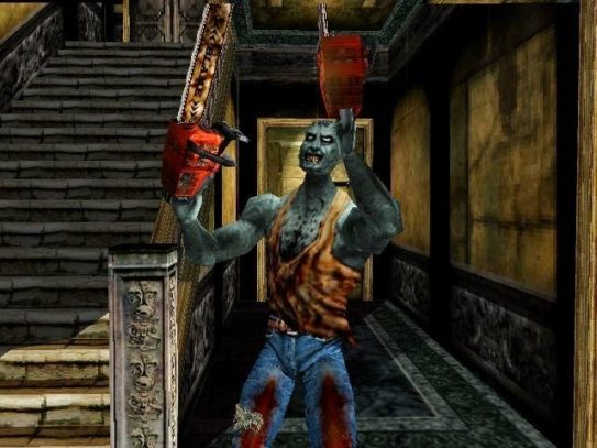 House of the Dead Returning to Arcades With a New Game
