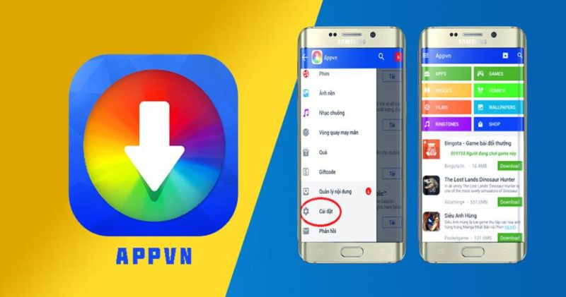 How To Download Install Appvn App Store For Android Iphone Ipad