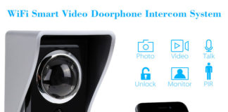 Wireless-Video-Door-Phone-bell-system