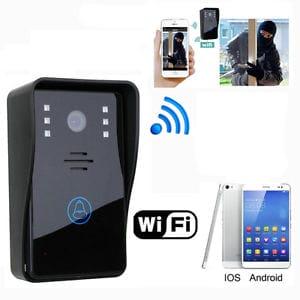 Wireless WiFi Video Doorbell Camera