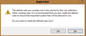 Download Free AppLocker For Window PC 7/8/10 10