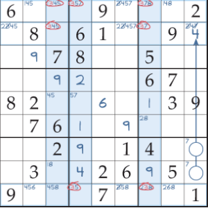 Sudoku Solving Techniques When You Are Stuck | Works 100% 3