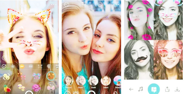 How To Install & Use B612 Apk For Selfie Camera & Video Editor 1