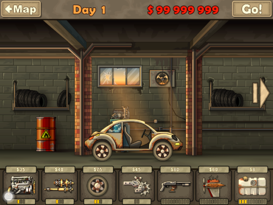 Download Earn To Die 2 Mod Apk | Hack And Cheats 2