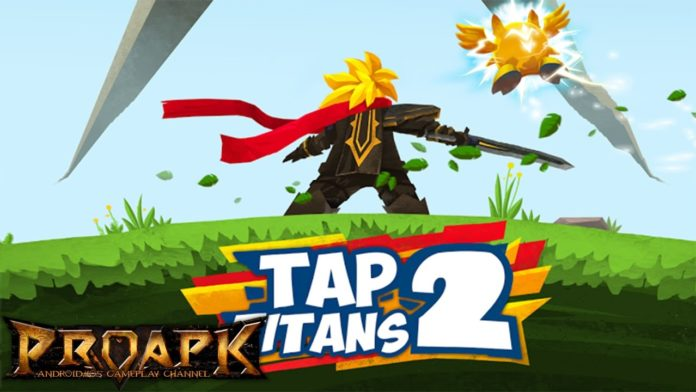Easy Steps To Download Tap Titans 2 Apk For PC | Window XP/7/8/10 ...