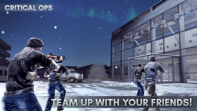 Play Critical Ops Game On PC With Android Emulator 1
