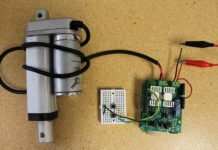 Linear Actuator with Arduino