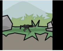 Mini Militia Game Weapons And Its Features 7
