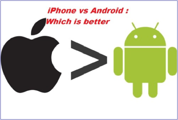 Why iPhone is better than Android : 10 Reasons 1