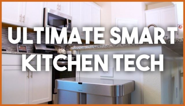 IOT Based Smart Kitchen Appliances One Must Have In Kitchenette