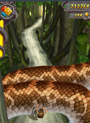 Temple Run 2 level