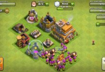 COC Townhall 12