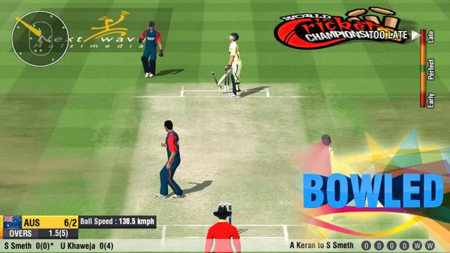 World cricket championship 2 guide image 4