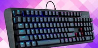 ck552 gaming keyboard