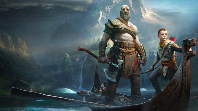 god of war 4