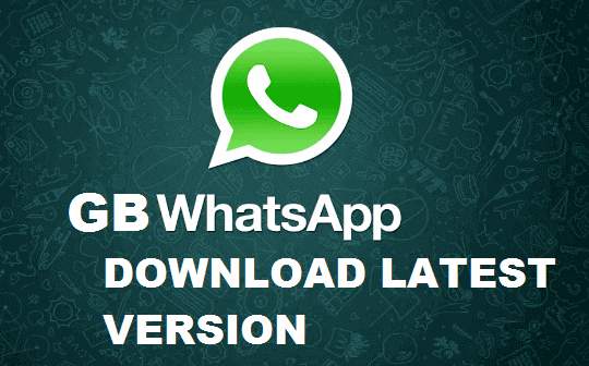 g b whatsapp new version download