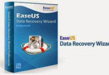 EaseUS Recovery Wizard