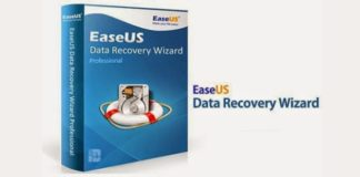 EaseUS Recovery Wizard