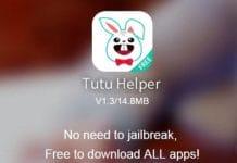 tutu app helper