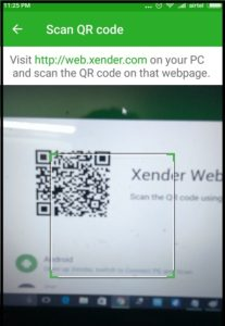 Now Use Xender App On PC Without Any Emulator 2