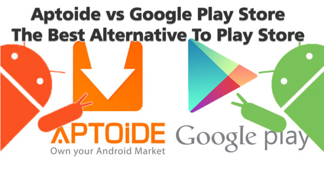Aptoide advantages