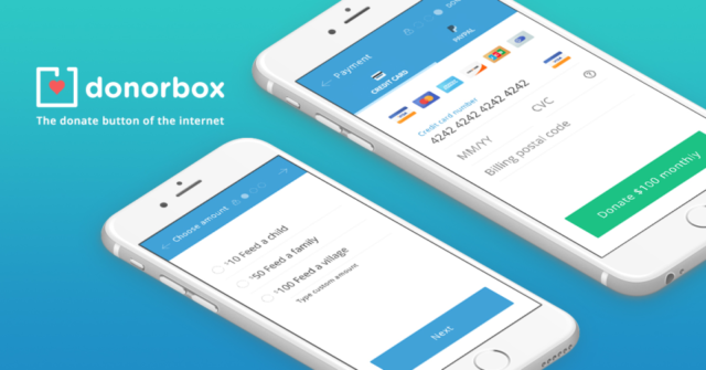 Donorbox - Best Donation Software for Nonprofits 1