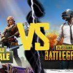 Fortnite vs PUBG