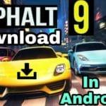 How to download asphalt 9