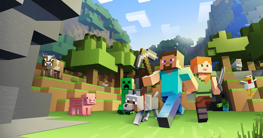 How to download Minecraft on aptoide