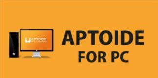 download aptoide on pc