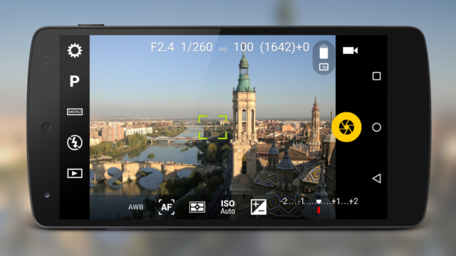 camera FV 5 app download review