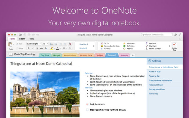 What is Microsoft OneNote? How to use it? Complete tutorial