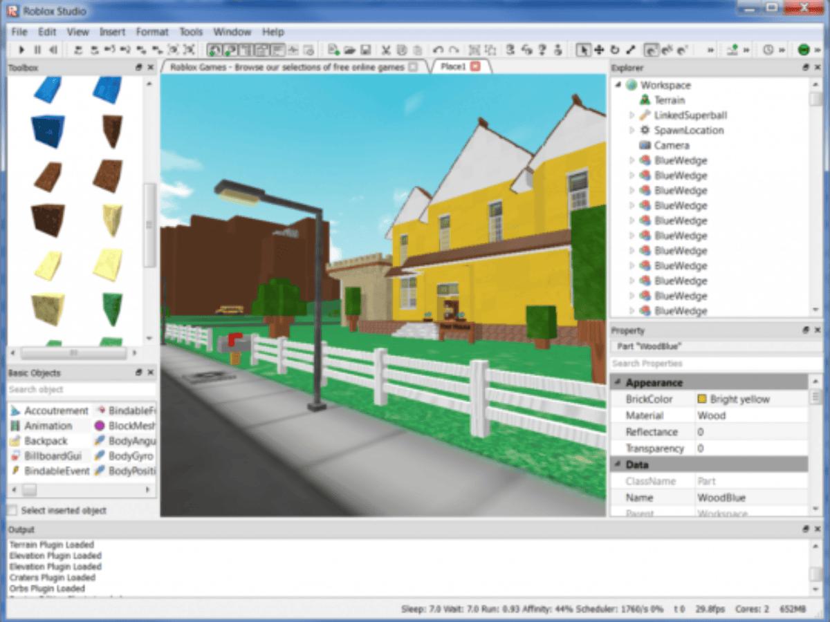 Roblox Studio Overview Is Roblox Safe To Download Hi Tech Gazette