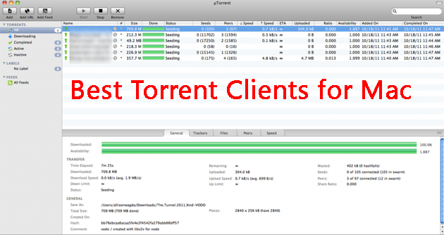 best torrent app for mac 2019