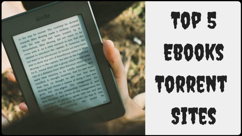 12 best ebook torrent sites to download free books 2017.