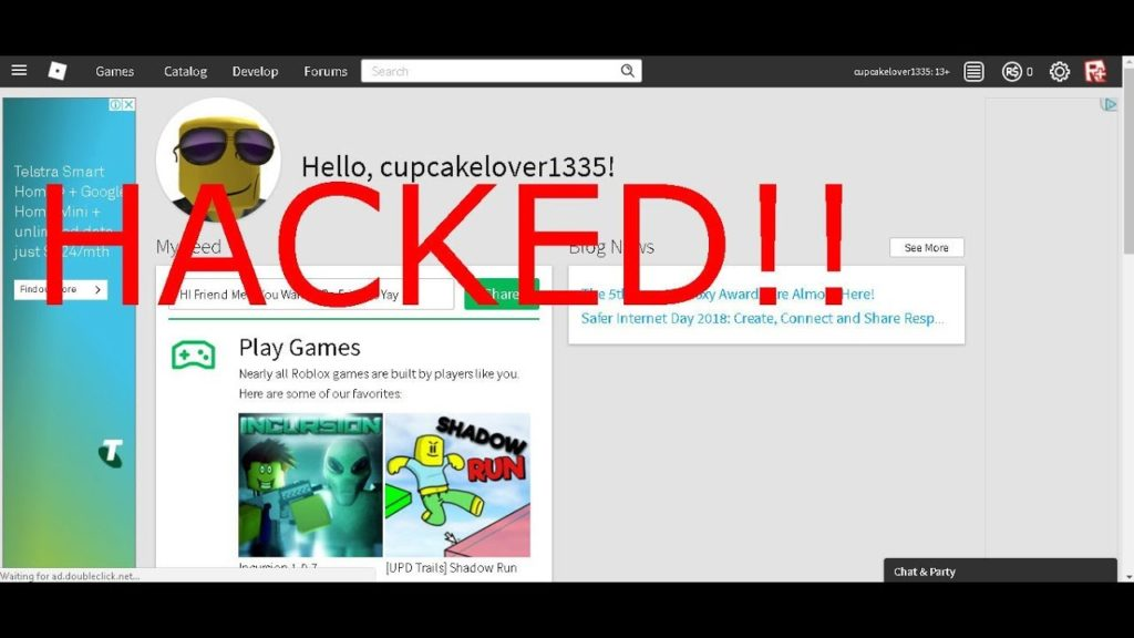 Download Roblox hack 2018 for free