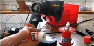 how to make a linear actuator with a servo