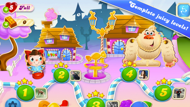 candy crush apk download issues and problems