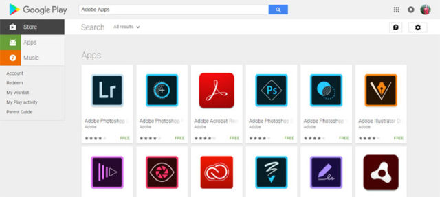 Android photo editor apps to download