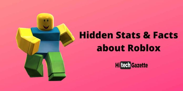 Hidden Stats & Facts about Roblox