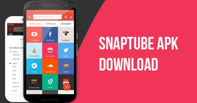 Snaptube apk downloading problem, issues