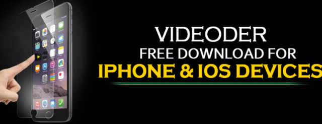 download videoder apk on iphone/IOS
