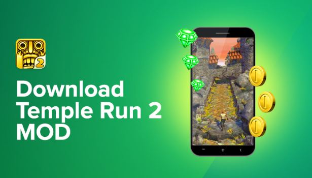 Download Temple Run 2 Mod APK on android