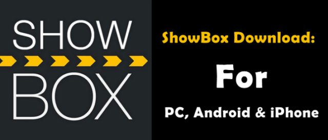 Showbox APK 5.22 Download: Fix Internet connection and Server Error