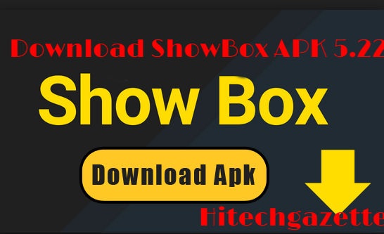 Download latest version of Showbox free on android, ios and PC