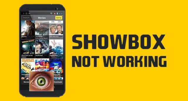Fix Showbox server error, Not working and other loading issues