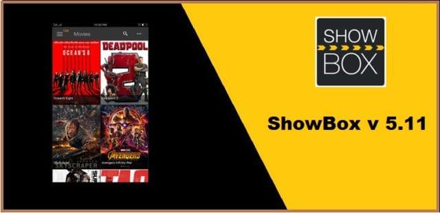 How to stream movies and TV shows using Showbox APK 2018