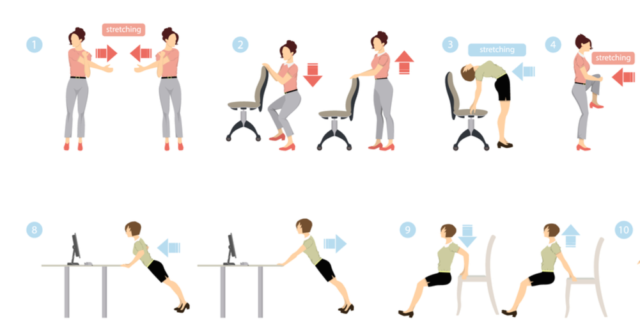 5 Ways to Practice Active Sitting at your Business 1